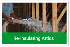 re-insulating
